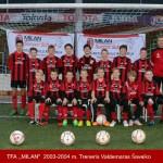 TFA Milan 2003-2004 Rugpjūčio 28 d. pradeda Lietuvos futbolo čempionato kovas!