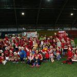 Talentų futbolo akademijos Kalėdinė šventė 2016.12.17 - 10:00