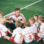 Lietuvos futbolo viltis – šiuolaikiškos treniruotės