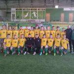 """Lietuvos rinktinėje pirmasis ,,Milan Academy Vilnius"""" auklėtinis"""