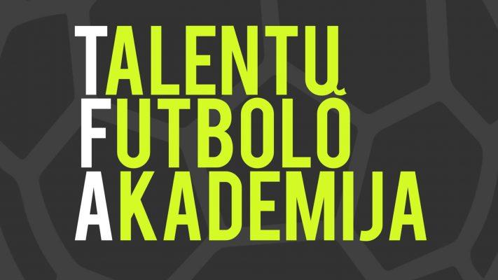 Skirkite savo 2 proc. Talentų Futbolo akademijai!